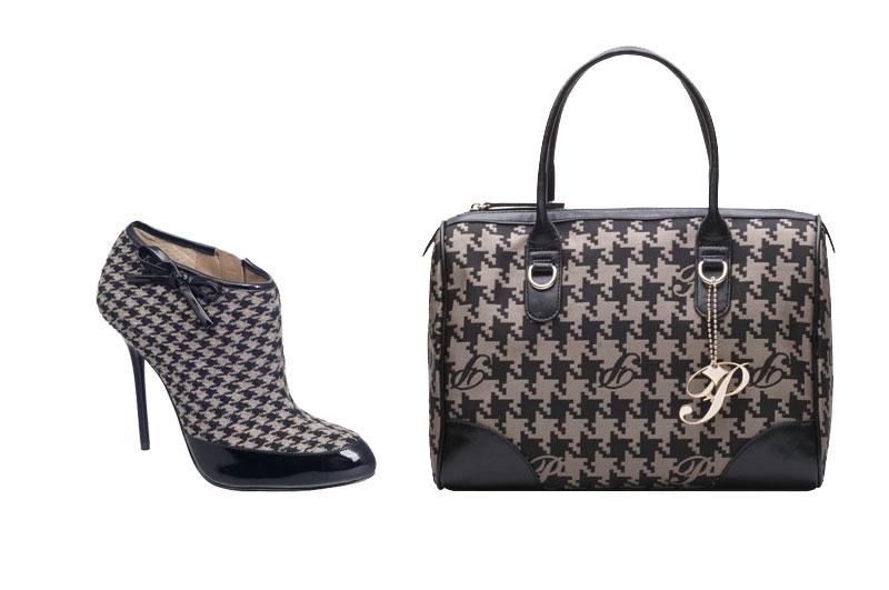 Fall 2012 Paris Hilton Shoe + Paris Hilton Handbag