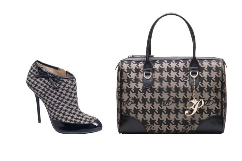 Fall 2012 Paris Hilton Shoe + Paris Hilton Handbag