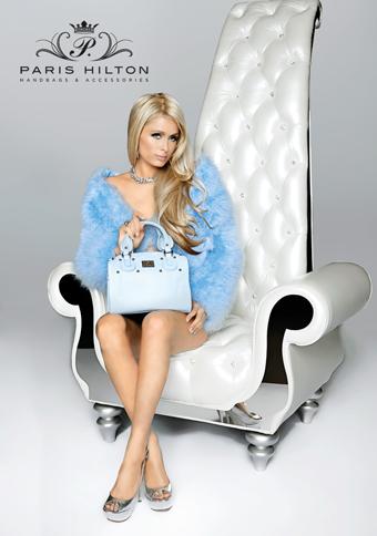 Paris Hilton visits Colombia!